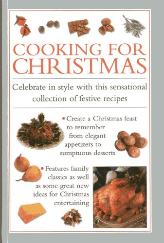9780754828273: Cooking for Christmas: Celebrate in Style with This Sensational Collection of Festive Recipes