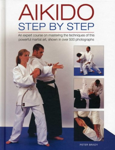 9780754828440: Aikido: Step by Step