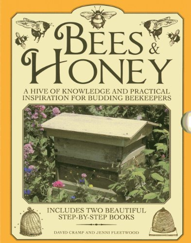 9780754828570: Bees & Honey: A Hive Of Knowledge And Practical Inspiration For Budding Beekeepers: Includes Two Beautiful Step-By-Step Books