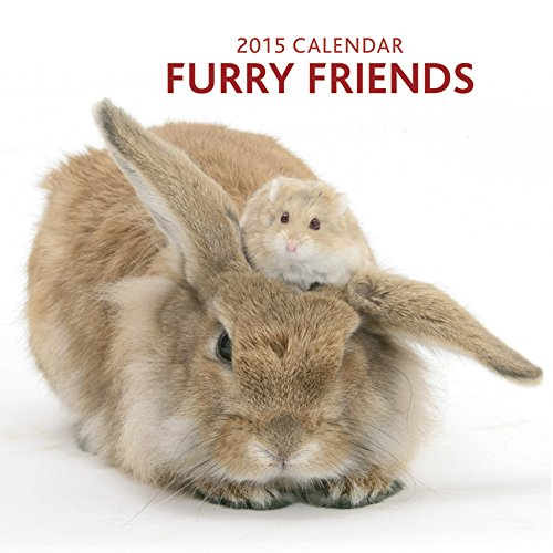9780754829409: 2015 Calendar: Furry Friends: 12-Month Calendar Featuring Wonderful Photography And Space In Write In Key Events