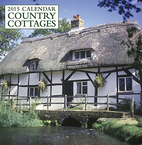 9780754829447: Country Cottages 2015 Calendar