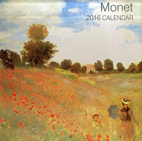 9780754831112: 2016 Calendar: Monet