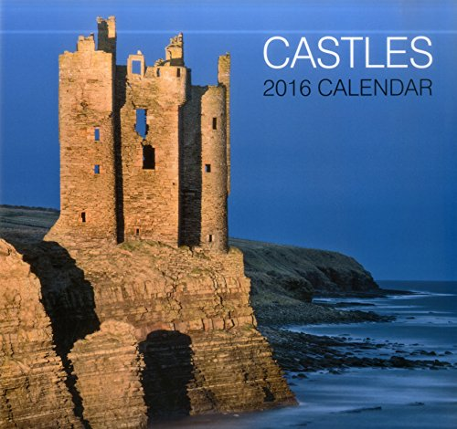 9780754831150: Castles 2016 Calendar