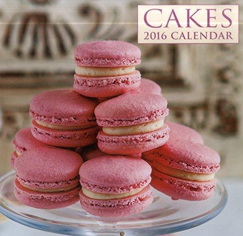 9780754831181: 2016 Calendar: Cakes