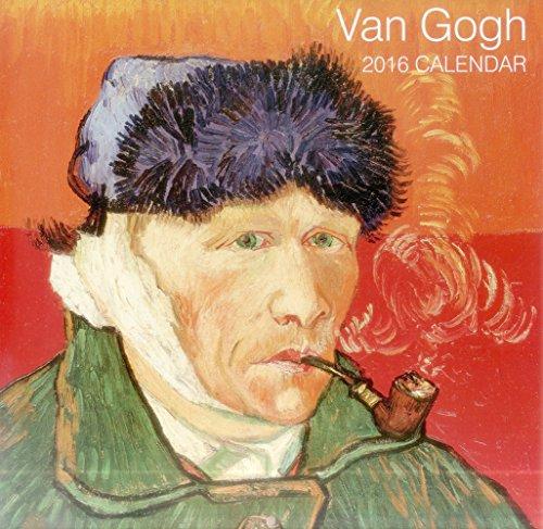 9780754831204: 2016 Calendar: Van Gogh