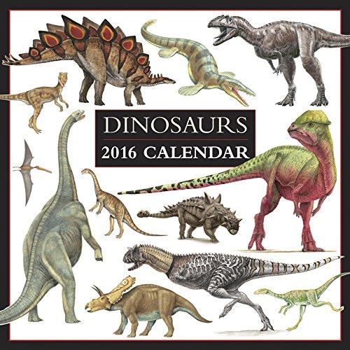 9780754831259: Dinosaurs 2016 Calendar
