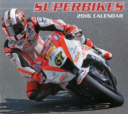 9780754831266: 2016 Calendar: Superbikes