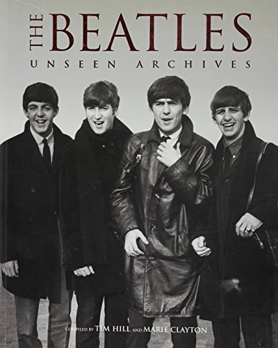 9780755000418: The Beatles Unseen Archives