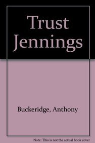 9780755101733: Trust Jennings
