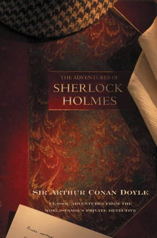 a literary analysis of the adventures of sherlock holmes