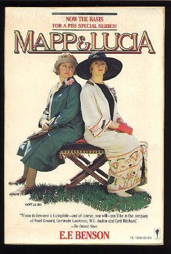 Mapp and Lucia (0755106962) by Edward Frederick Benson