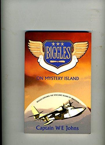 9780755107223: Biggles on Mystery Island