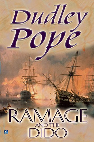 Ramage and the Dido (0755108272) by Pope, Dudley