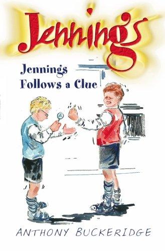 9780755113668: Jennings Follows A Clue