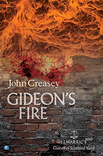 9780755114047: Gideon's Fire (Gideon of Scotland Yard)