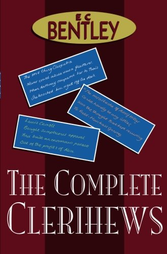 9780755116058: The Complete Clerihews