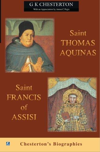 9780755116706: St. Thomas Aquinas and St. Francis of Assisi