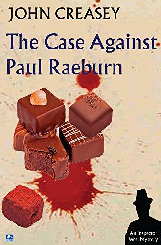 9780755117697: Case Against Paul Raeburn (Inspector West)