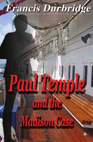 9780755119103: Paul Temple and the Madison Case