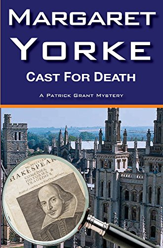9780755130115: Cast For Death (Dr. Patrick Grant)