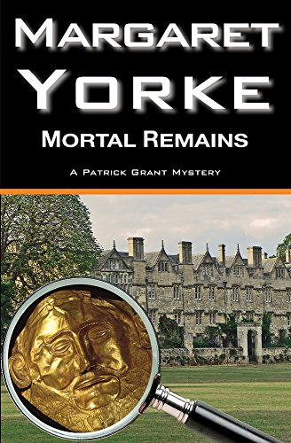 9780755130139: Mortal Remains (Dr. Patrick Grant)