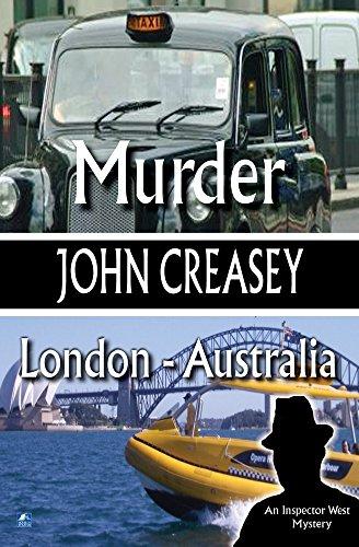 9780755136087: Murder, London - Australia (Inspector West)