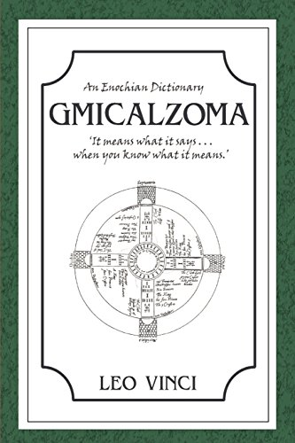 9780755202249: An Enochian Dictionary - GMICALZOMA
