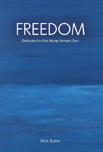 Freedom Dedicated to Shri Mataji Nirmala Devi: Burrin, Nick