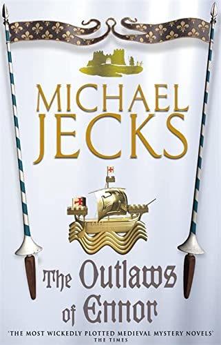 The Outlaws of Ennor (Knights Templar) (0755301730) by Michael Jecks