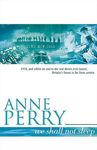 We Shall Not Sleep (Signed): Perry, Anne