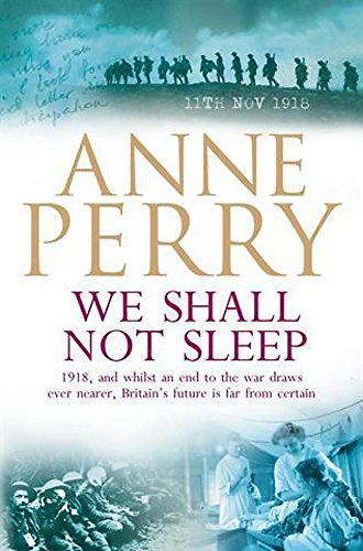 We Shall Not Sleep (9780755302932) by Anne Perry
