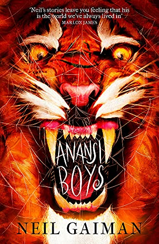 9780755305094: Anansi Boys