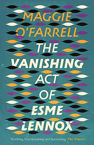 9780755308446: THE VANISHING ACT OF ESME LENNOX