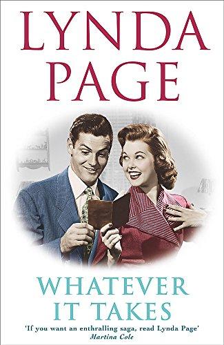 Whatever it Takes: Page, Lynda