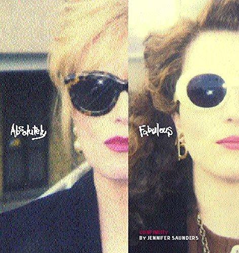 Absolutely Fabulous: Continuity: Saunders, Jennifer