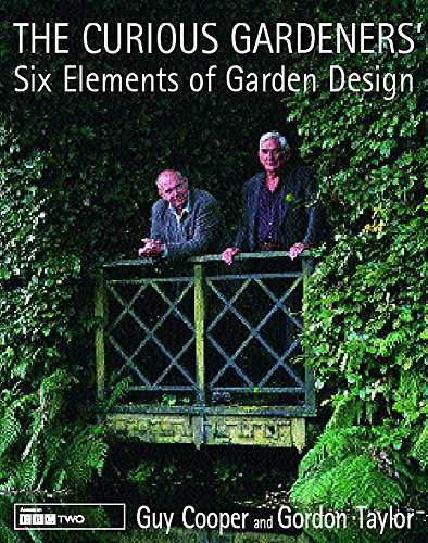 9780755310685: The Curious Gardeners' Six Elements of Garden Design