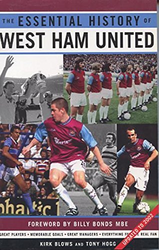 9780755311699: The Essential History of West Ham FC
