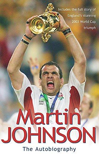 The Autobiography: Martin Johnson