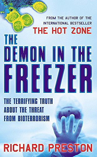 an analysis of the demon in the freezer by richard preston
