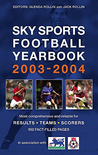 9780755312283: The Sky Sports Football Year Book 2003-2004