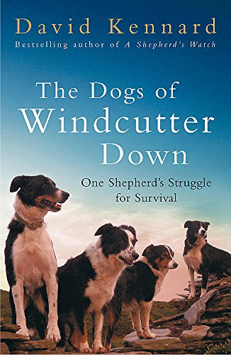 9780755312566: The Dogs of Windcutter Down: One Shepherd's Struggle for Survival