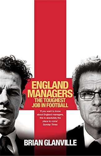9780755316526: England Managers: The Toughest Job in Football