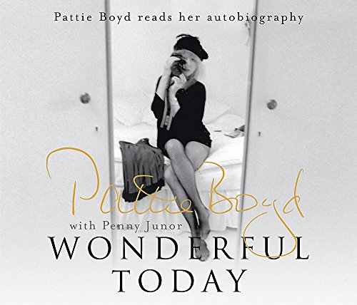 9780755317424: Wonderful Today: The Autobiography of Pattie Boyd