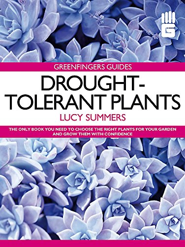 Greenfingers Guides: Drought-tolerant Plants: Summers, Lucy