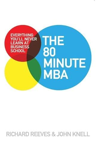 9780755318902: The 80 Minute MBA: Everything You'll Never Learn at Business School
