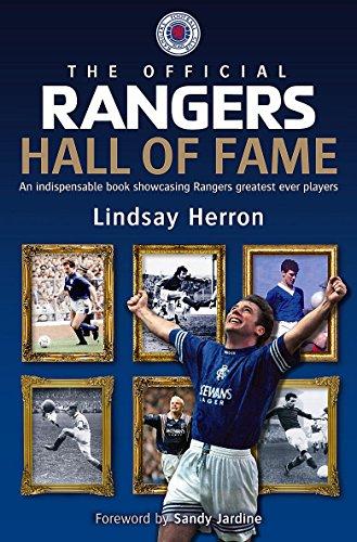 Official Rangers Hall of Fame: FC, Rangers, Herron, Lindsay