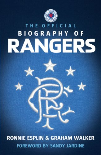 9780755319190: Official Biography of Rangers