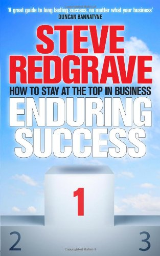 9780755319664: Enduring Success: How to Stay at the Top in Business