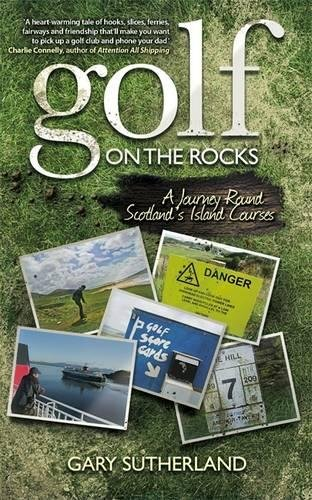9780755319787: Golf on the Rocks: A Journey Round Scotland's Island Courses