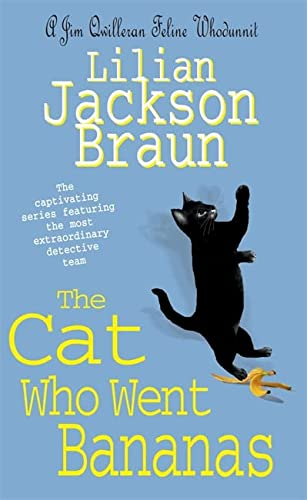 9780755321254: The Cat Who Went Bananas (The Cat Who... Mysteries, Book 27): A quirky feline mystery for cat lovers everywhere